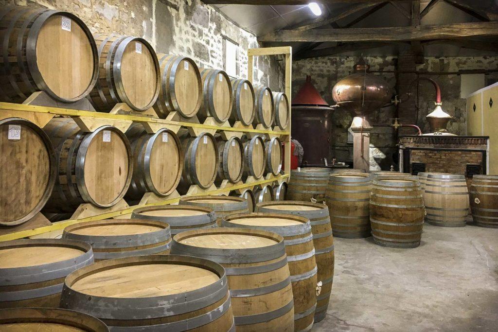 Barrel storage in wine cellars: Kallafut®
